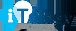iTology logo - Oklahoma IT company